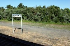 Montauk旅行 免版税库存照片