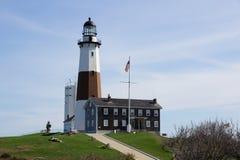 Montauk Lighthouse Royalty Free Stock Images