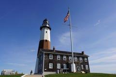Montauk Lighthouse Royalty Free Stock Image