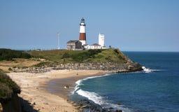 Montauk Lighthouse Royalty Free Stock Photography