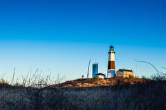 Montauk Lighthouse royalty free stock image