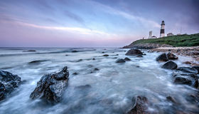 Montauk Lighthouse, Montauk, New York Royalty Free Stock Images