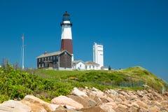 Montauk Lighthouse NY Stock Photos