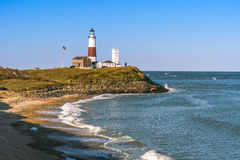 Montauk Point Lighthouse Stock Images