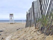 Montauk Rocky Beaches de New York image libre de droits