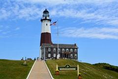 Montauk Stock Photo