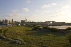 Montaza复杂海湾 库存照片