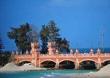 Montaza Brücke Stockfotos