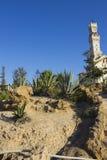 Montaza Complex - The Al-Haramlik Palace+garden Royalty Free Stock Photos