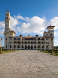 Montaza Palace in Alexandria. (Egypt stock images
