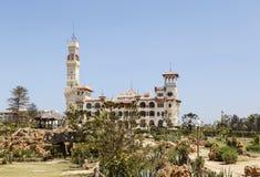 Montaza Palace in Alexandria, Egypt. Royalty Free Stock Image
