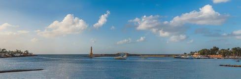 Montazah-Leuchtturm Lizenzfreies Stockfoto