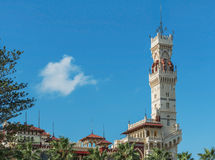 Montazah Palace Tower Royalty Free Stock Images