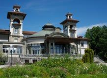 Montbenon, Lausanne Lizenzfreie Stockfotos