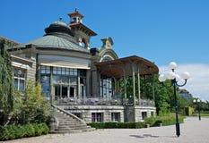 Montbenon, Lausanne Lizenzfreies Stockbild