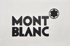 Montblanc Stock Image