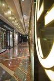 Montblanc Palladium Mall Mumbai. Palladium features an array of exclusive brands, making it one of Mumbai's iconic luxury shopping malls Stock Photo