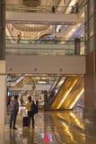 Montblanc Palladium Mall Mumbai. Palladium features an array of exclusive brands, making it one of Mumbai's iconic luxury shopping malls Royalty Free Stock Photography