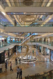 Montblanc Palladium Mall Mumbai. Palladium features an array of exclusive brands, making it one of Mumbai's iconic luxury shopping malls Stock Image