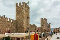 Montblanc, Tarragona Stock Photo