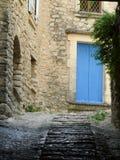 Montbrun-les-bains Stock Photo
