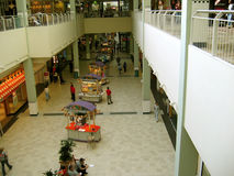 Montclair广场购物中心, Montclair,加利福尼亚,美国 免版税库存图片