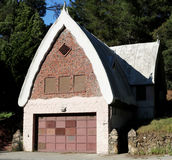 Montclair消防站 免版税库存图片