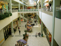 Montclair Plaza, Montclair, Καλιφόρνια, ΗΠΑ Στοκ φωτογραφία με δικαίωμα ελεύθερης χρήσης