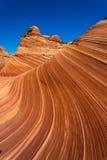 Montículos do chacal nos penhascos o Arizona dos vermelhões Fotos de Stock