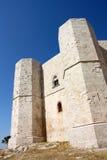 monte Италии del castel apulia Стоковое Фото