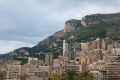 monte Монако холмов carlo стоковые фотографии rf