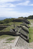 Monte Albán - mexico Stock Photos