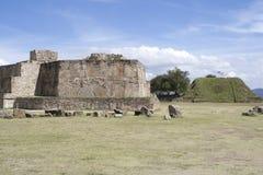 Monte Albán - mexico Royalty Free Stock Image