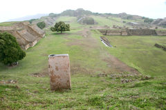 Monte alban Stock Photos