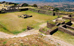 Monte Alban Photo stock