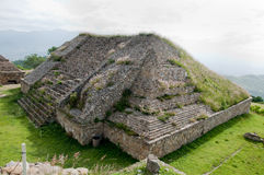 MONTE ALBAN II Royalty Free Stock Photos