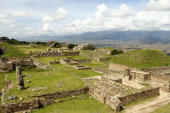 Monte Alban III Royalty Free Stock Photos