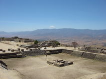 Monte Alban IV Photos stock