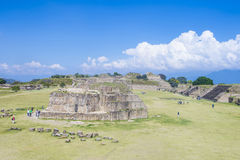 Monte Alban Stock Images