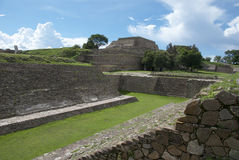 Monte Alban Royalty Free Stock Images