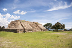 Monte Alban Royalty Free Stock Photos