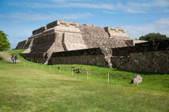 MONTE ALBAN V Royalty Free Stock Image
