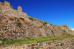 Monte alban XII royalty free stock image