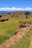 Monte alban XIII Royalty Free Stock Image