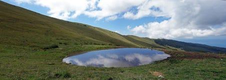 Monte Baldo, луг стоковые изображения