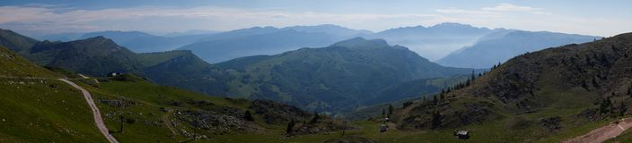 Monte Baldo 4 Imagen de archivo
