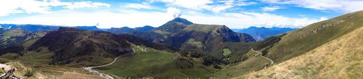 Monte Baldo Fotografia Royalty Free