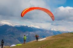 Monte Baldo Royalty Free Stock Photo