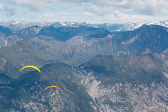 Monte Baldo Royalty Free Stock Images