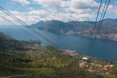 Monte Baldo Royalty Free Stock Photos
